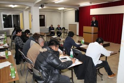 営農学習会(平成29年3月15日)