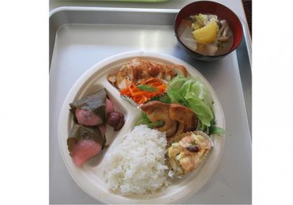 えびと豆のサラダ(4人分)
