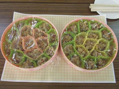 ナッツポテトサラダ