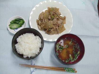 豚バラ大根(4人分)